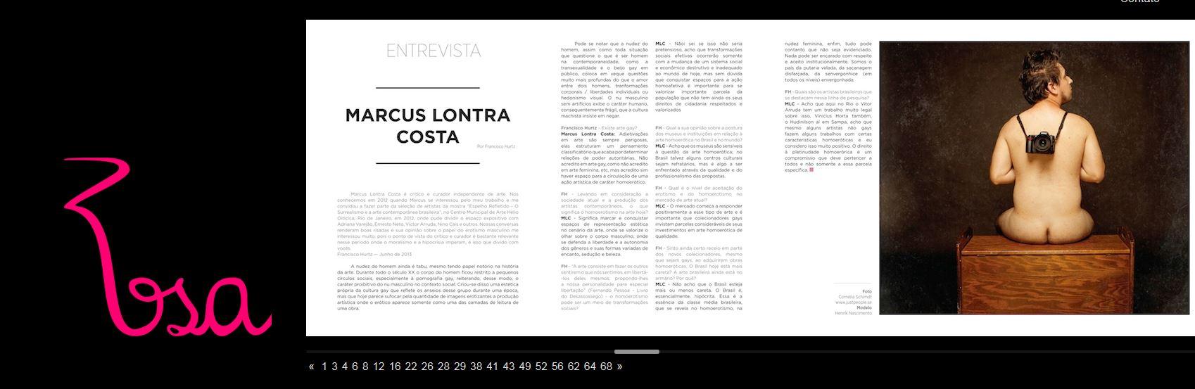 ROSA Magazine, Brasil
