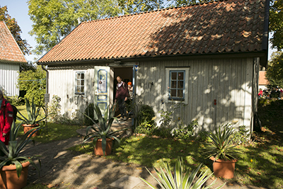 Öland architecture